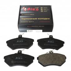 Колодки тормозные VOLKSWAGEN Caddy, Golf, Passat (1994-2002), CHERY Amulet, Tiggo (2003-) передние
